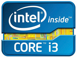 Intel Core i3 Logo